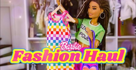 Unbox Daily ALL NEW Barbie Fashion Haul Amazon Multipack
