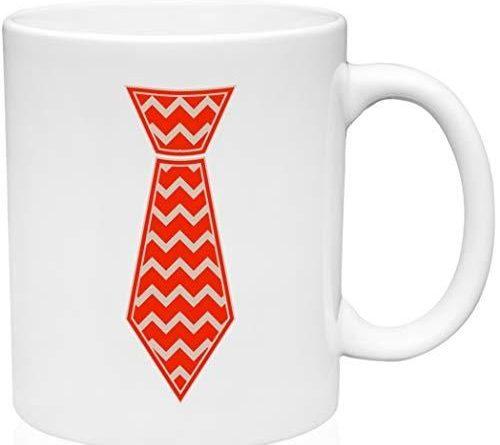 Valentines Day Husband Coffee Mug Valentines Day Husband Tie Mug