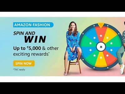 Which of the following is true for Amazon Fashion