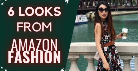 6 Looks from Amazon Fashion 2020
