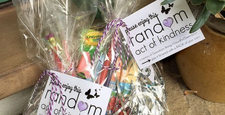 65 Random Acts of Kindness Ideas for Kids