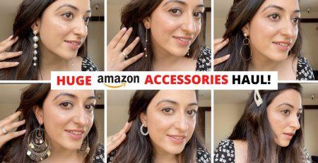 AMAZON AFFORDABLE ACCESSORIES HAUL New Fashion Jewellery Haul amp