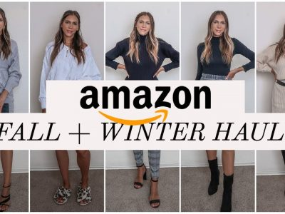 AMAZON FALL WINTER HAUL HOLIDAY OUTFIT IDEAS