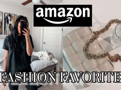 AMAZON FASHION FAVORITES Leggings tanks jewelry MORE