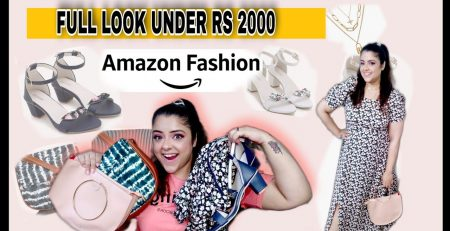 AMAZON FASHION FINDS FULL LOOK UNDER RS 2000 MUST