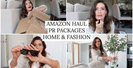 AMAZON HAUL PR PACKAGES HOME amp FASHION