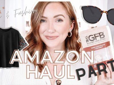 AMAZON HAUL RECENT PURCHASES I LOVE Fashion Home amp Snacks