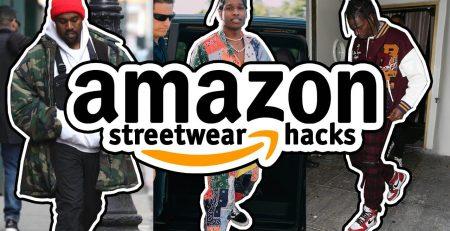 AMAZON STREETWEAR HACKS w Links