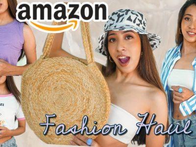 Affordable Amazon Fashion Try on Haul Summer Clothing Haul