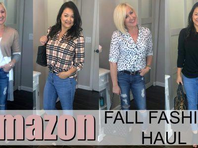 Amazon Fall Fashion Haul 10 Fall Fashion Finds from