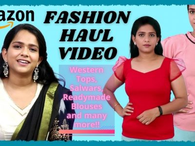 Amazon Fashion Haul Video Grand Frock for Tanu papa