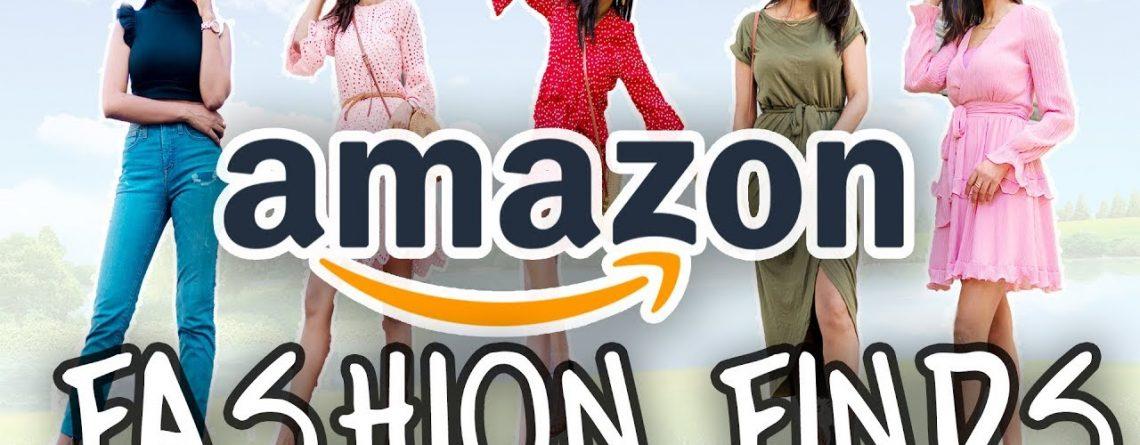 Amazon Fashion Summer Try on Clothing Haul Fashion Under