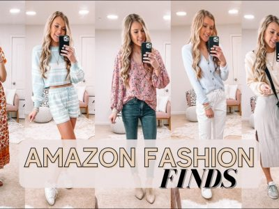BEST AMAZON FASHION FINDS Spring Outfits Dresses Jewelry amp MORE