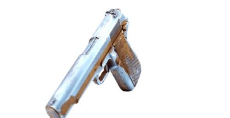 Chocolate Gun •Delicious •Realistic •Ready to gift