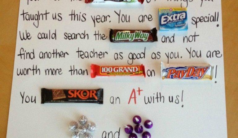 Happy Teacher Appreciation Week