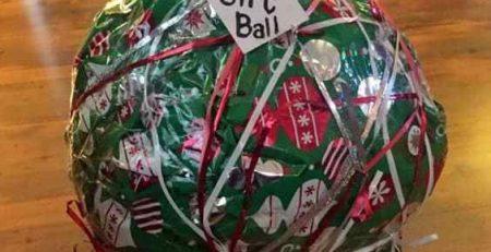 How to make the Saran Wrap Ball Game Eco Friendly