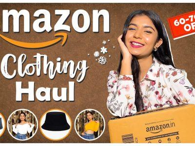 Huge Amazon Clothing Haul Amazon Sale 60 70 Off