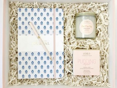 Luxe Bloom The Essentials Curated Gift Box