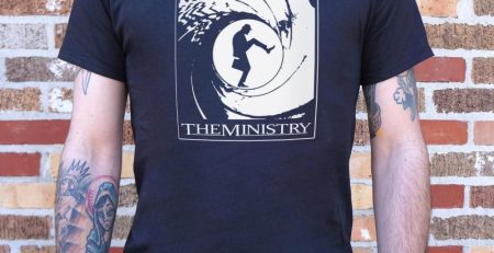 Monty Python The Ministry of Silly Walks T Shirt Mens