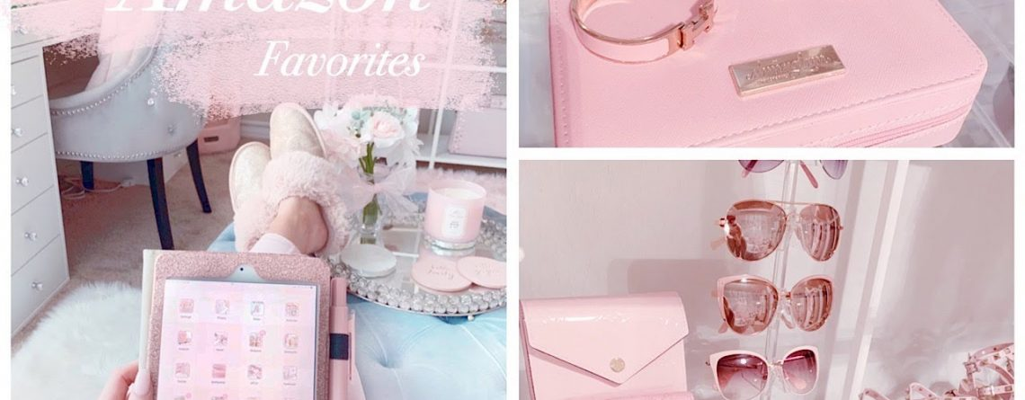My Amazon Favorites Pink Girly Fashion Beauty amp Decor