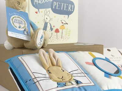 Peter Rabbit classic Gift Set Perfect for Baby