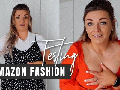 Testing Amazon Fashion Plus Size Try On Haul amp