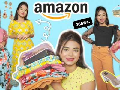 The best Amazon Fashion Haul Affordable Summer Clothing footwear jewelry