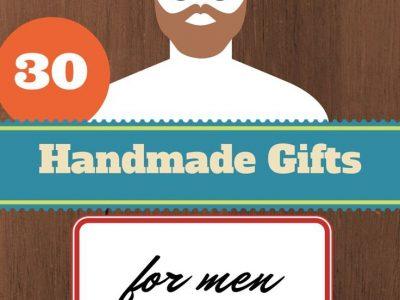 30 Handmade Gift Ideas for Men Suburble