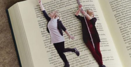 Easy DIY Bookmarks Cute Gifts for Valentines Day and