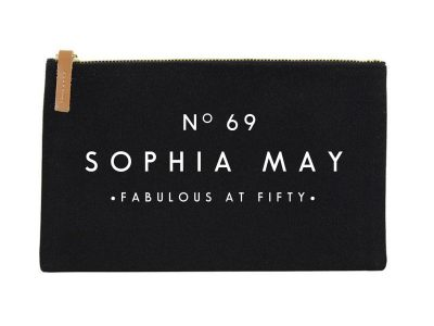 Fifty and Fabulous Gift Ideas 50th Birthday Gift