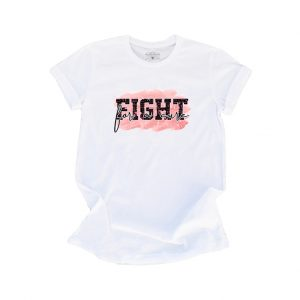 Fight For A Cure Breast Cancer T Shirt
