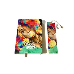 Love Your Story Journal and Bookmark Set