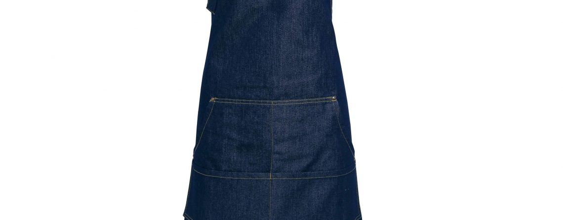 Personalised Denim Apron Aprons for Women Birthday Gift