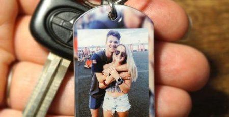 boyfriend Keychains Gift For Boyfriend Anniversary Gift Key Chain Gift