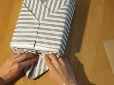 EASY GIFT WRAPPING
