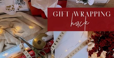 GIFT BOXWRAPPING HACK