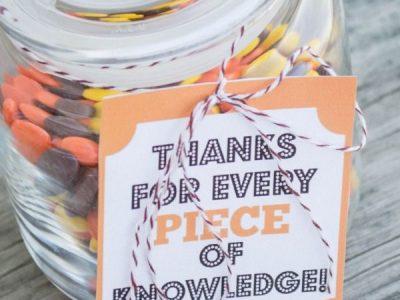 Last Minute Teacher Appreciation Gifts