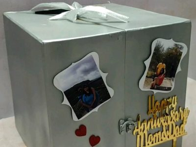 Surprise Cake Box