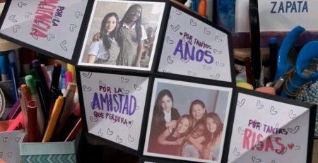Tarjeta de regalo Tarjeta sorpresa Amor y amistad