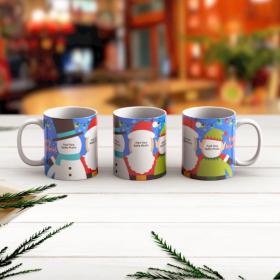 Elf Yourself and Friends Photo Mug web