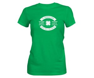 Kiss Me Im Irish T Shirt White