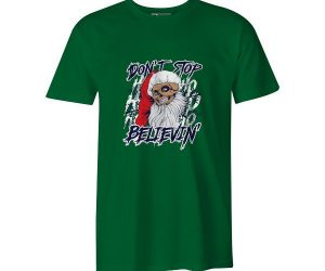 Dont Stop Believin T Shirt KElly