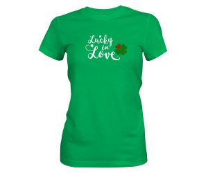 Luky In Love T Shirt Kelly