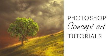 Photoshop Concept Art Tutorials | Photo Manpulation Effects 09