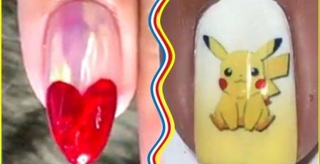 The Best Nail Art Tutorials - Beautiful Nails Design Ideas #82