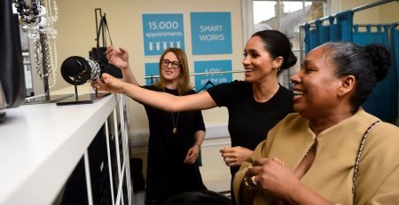 """Meghan Markle Is Launching a Workwear Collection to Remind Women """"We Are in It Together"""""""
