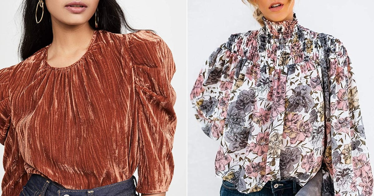 15 Work Tops on Amazon Fashion That'll Get You All the Compliments at the Office