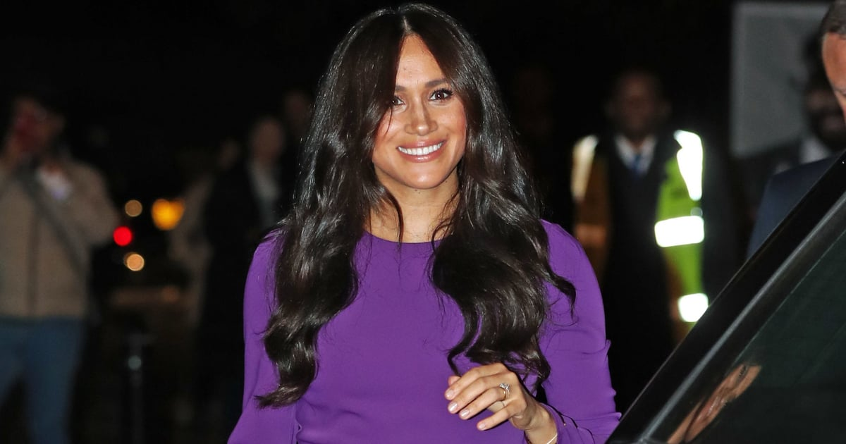 Meghan Markle Saves This Aritzia Dress For Special Occasions, and We Can See Why
