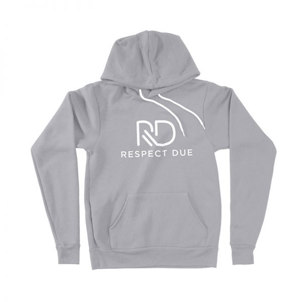 RD Pullover Hoodie Athletic Heather