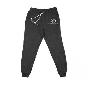 RD Unisex Jogging Pants Dark Grey Heather